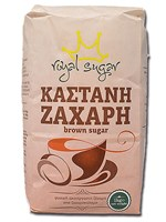 Ζάχαρη Καστανή Royal Sugar 1kgr - OneSuperMarket